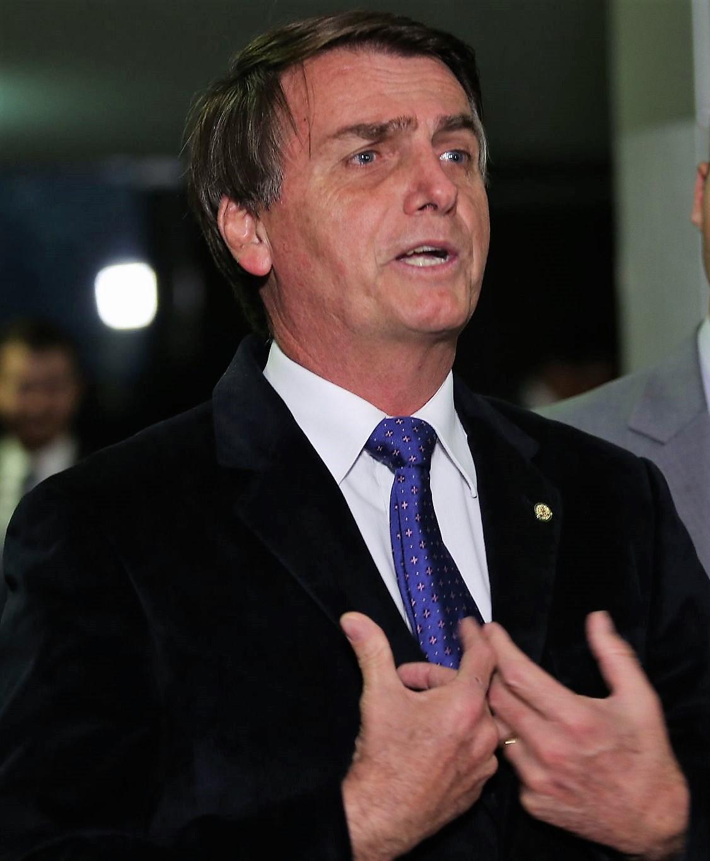 Resultado de imagem para Jair Bolsonaro Senado