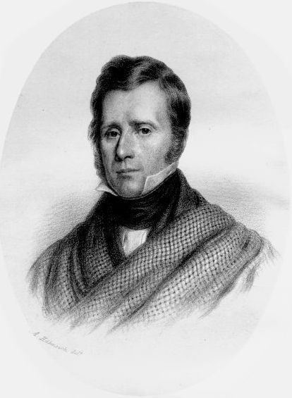 James Hogg - The Ettrick Shepherd.