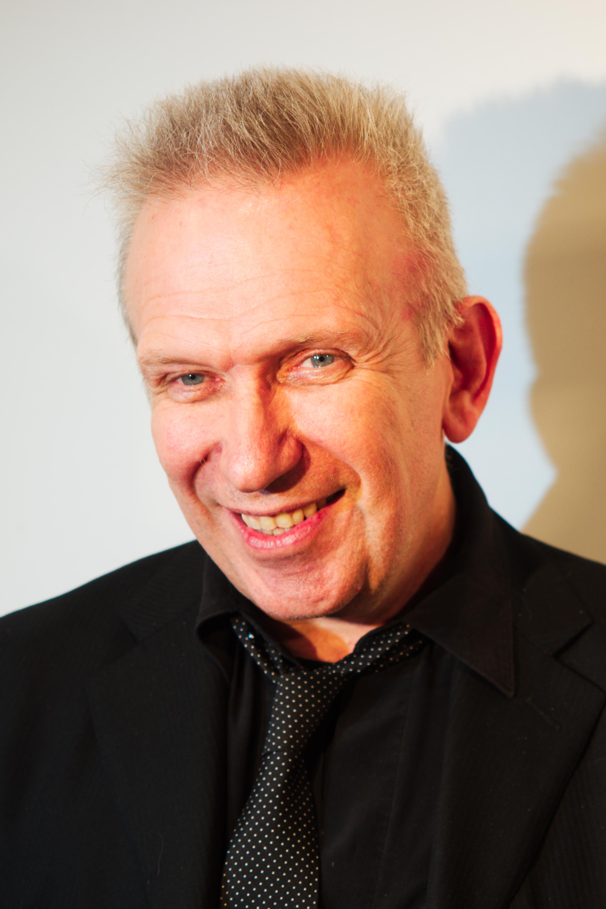 Er 69-år gammel 183 cm høj Jean Paul Gaultier i 2021