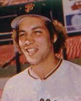 John Montefusco - San Francisco Giants