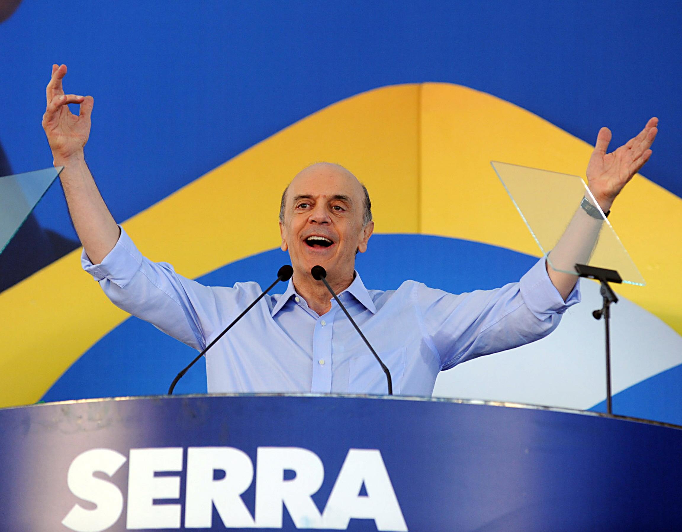 Resultado de imagem para José Serra 2010