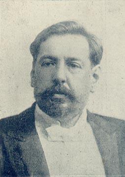 José Batlle y Ordóñez, ideólogo del Batllismo.