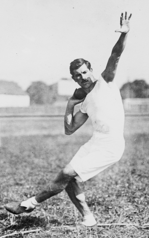Josef Waitzer at the 1912 Olympics