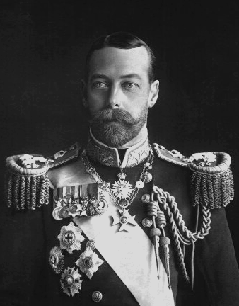 King George V cropped