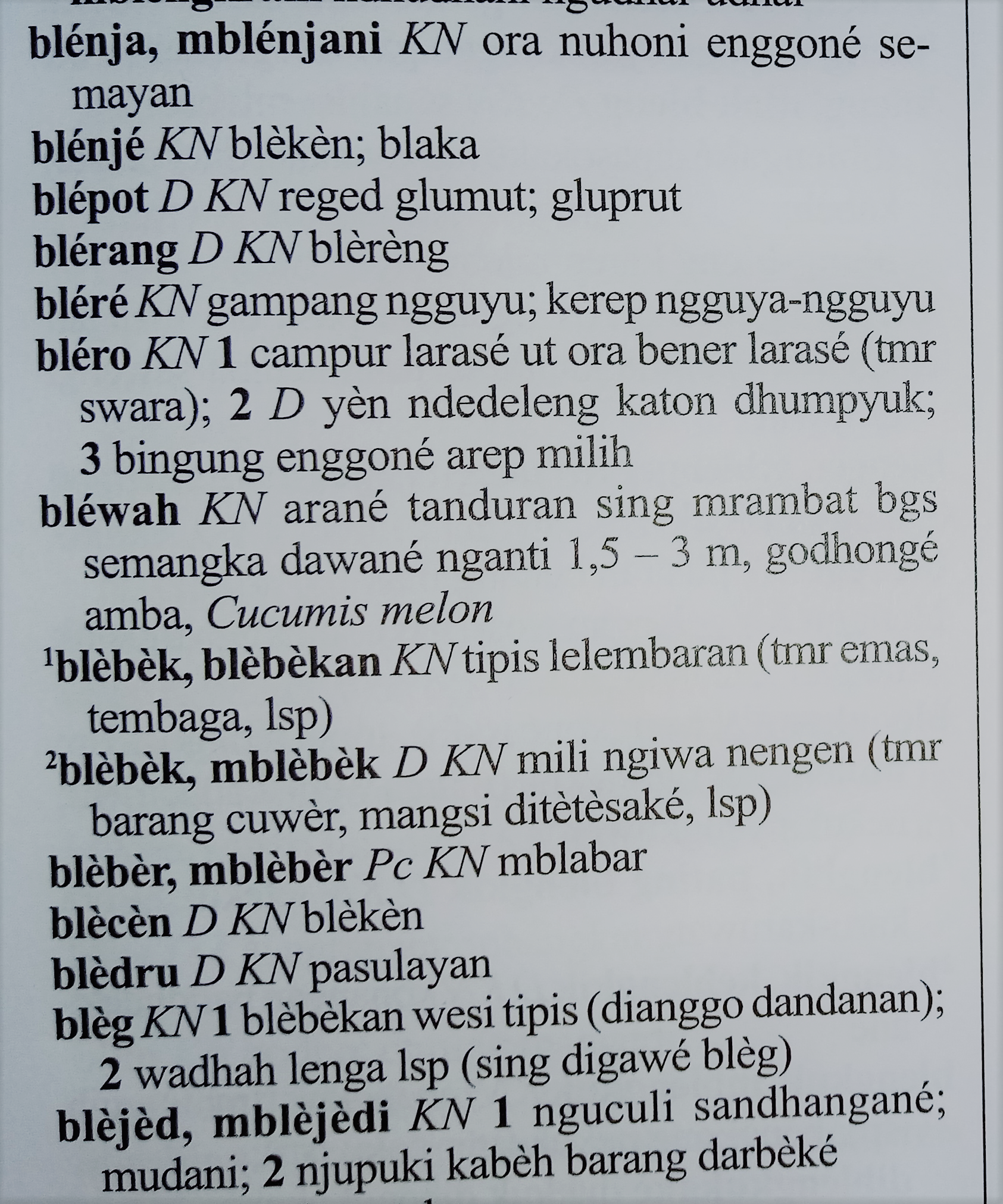 Kata Krama Ngoko Wikipedia Bahasa Indonesia Ensiklopedia Bebas