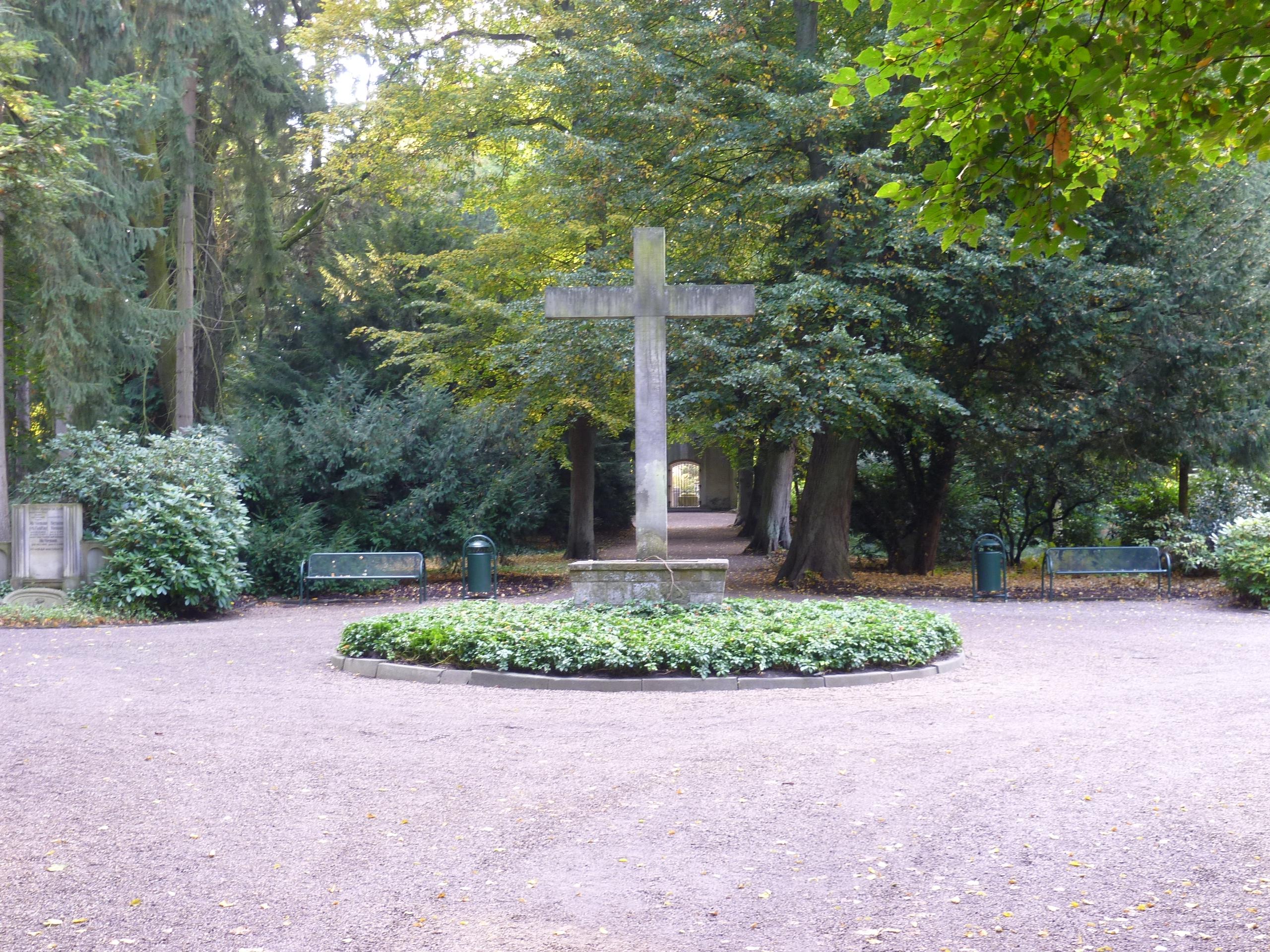 Alter Friedhof Minden Wikipedia