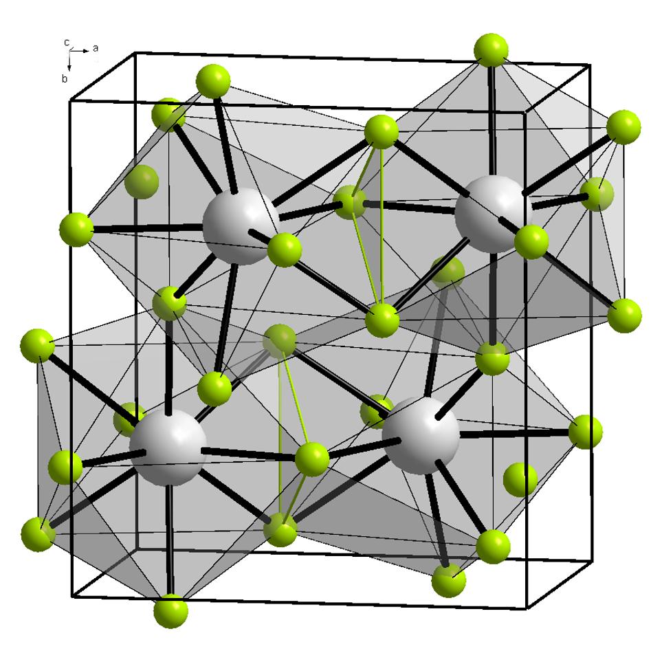 Yttriumiii Fluoride Wikipedia