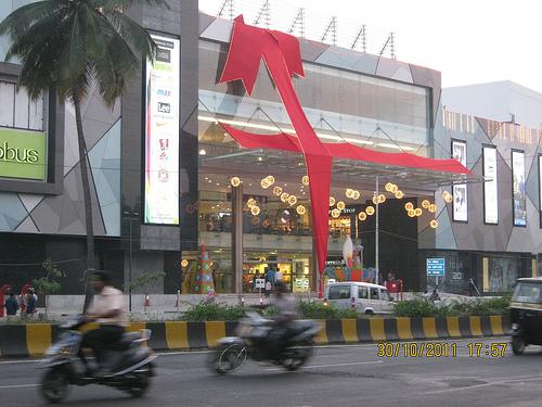 Pacific Mall Subhash Nagar Food Court