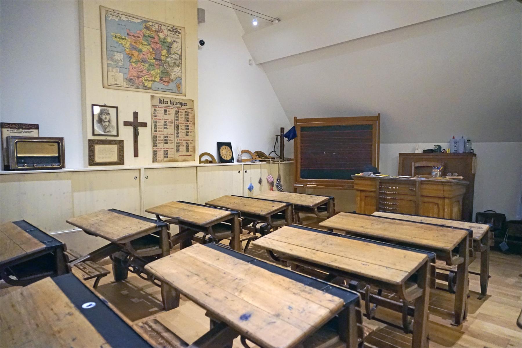 Maison De La Salle file:la salle de classe (maison rurale de l'outre-forêt