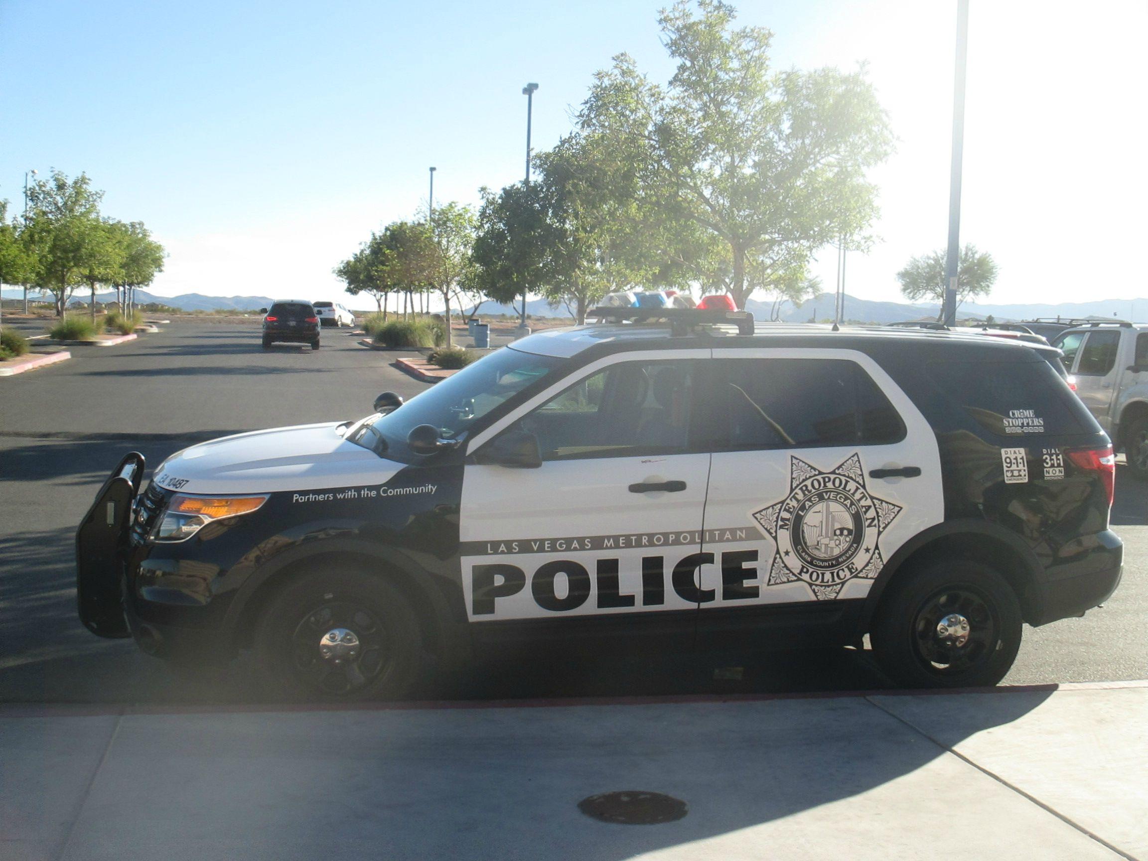 55 and over living in las vegas - Las Vegas Metro Ford Explorer Police Interceptor In Spring Valley