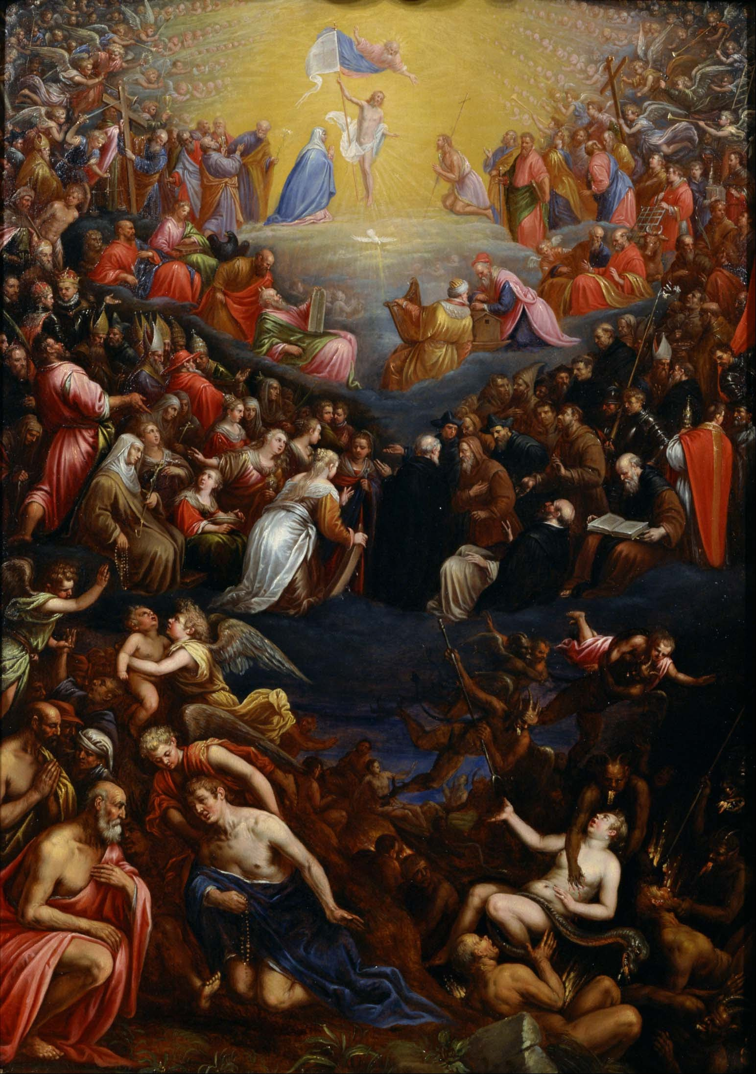 bassanos last judgment The significance of venice for scots in the  in this last i am told they exceed any other nation  the tintorettos and the bassanos,.