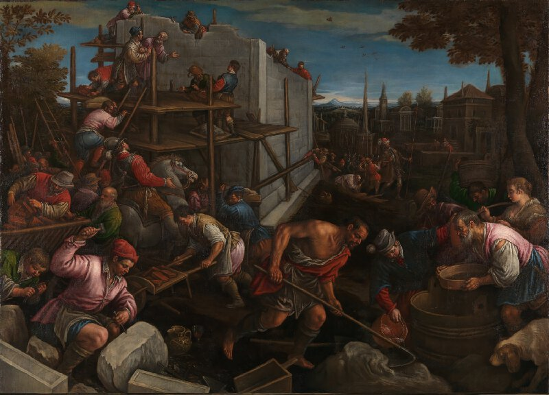 Leandro Bassano - Tower of Babel NG60