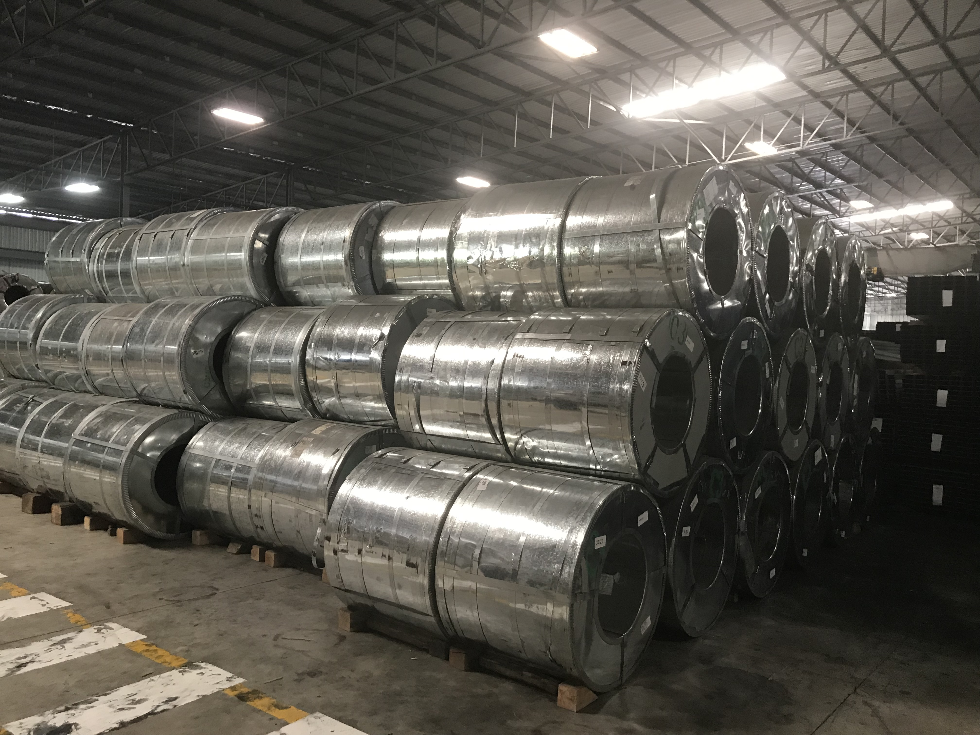 File:Leeco Steel exported steel coils to Honduras - Antonio Rosset