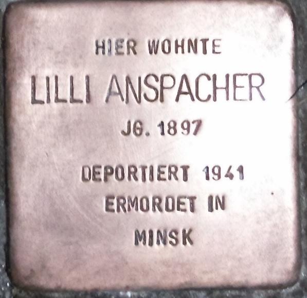 Lilli Anspacher