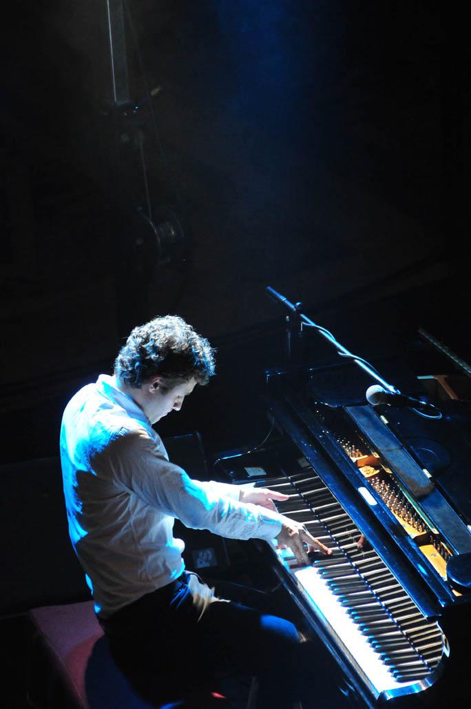 Luciano Supervielle en 2011.