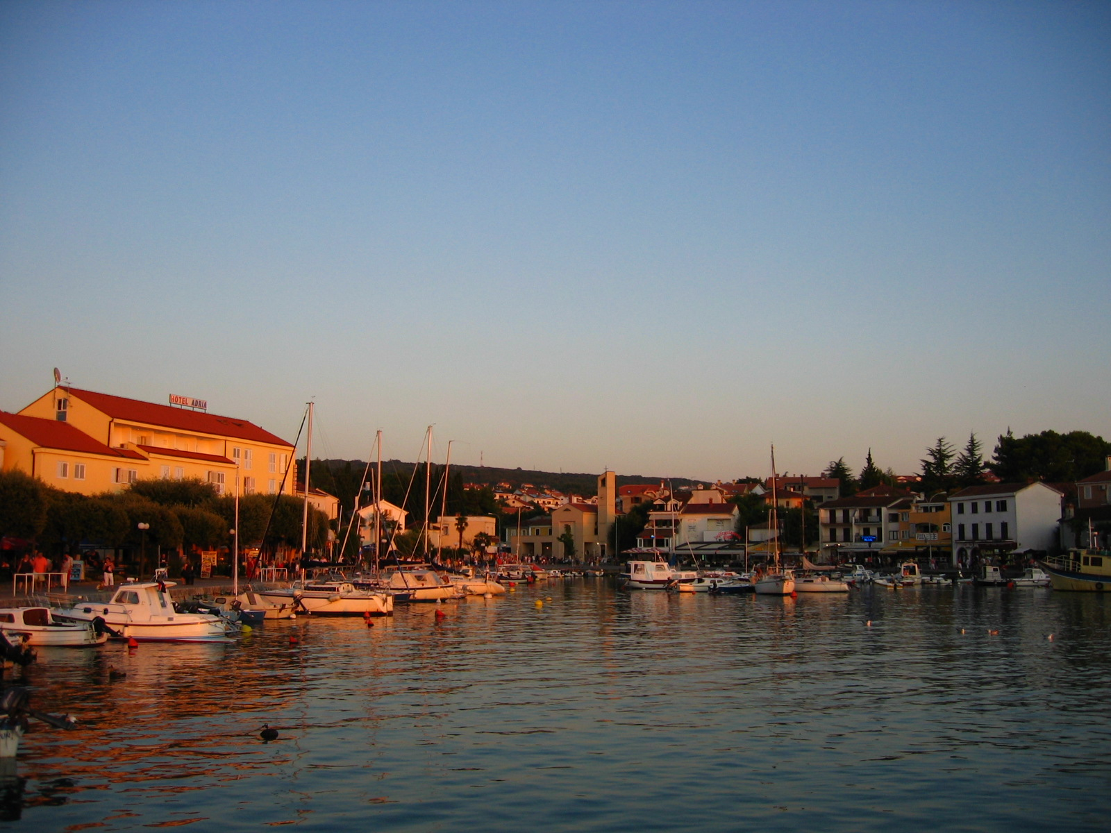 Malinska Croatia  City pictures : Malinska, Croatia Wikipedia, the free encyclopedia