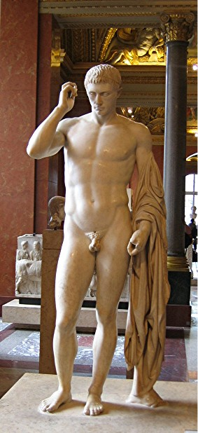 Marcellus as Hermes Logios