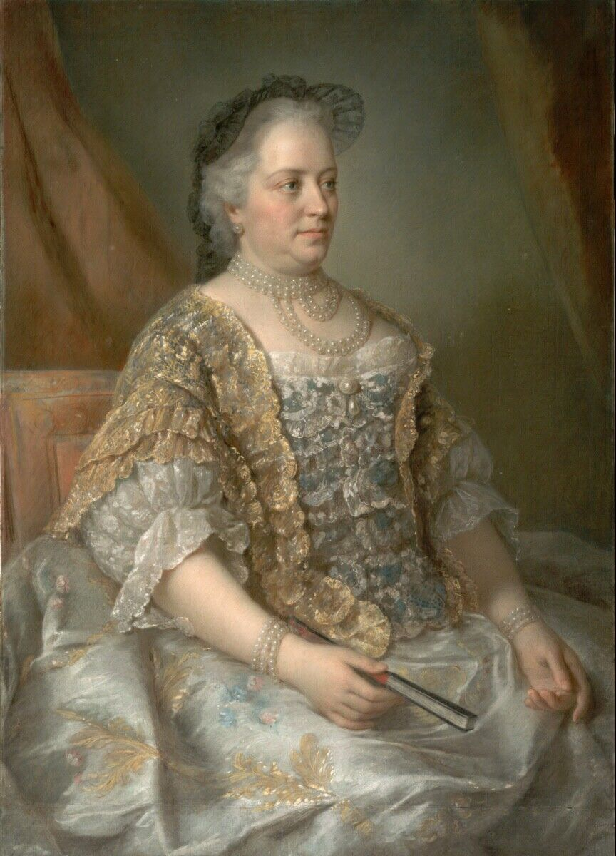 Maria Theresa in 1762, by Jean-Etienne Liotard Maria Theresia11.jpg