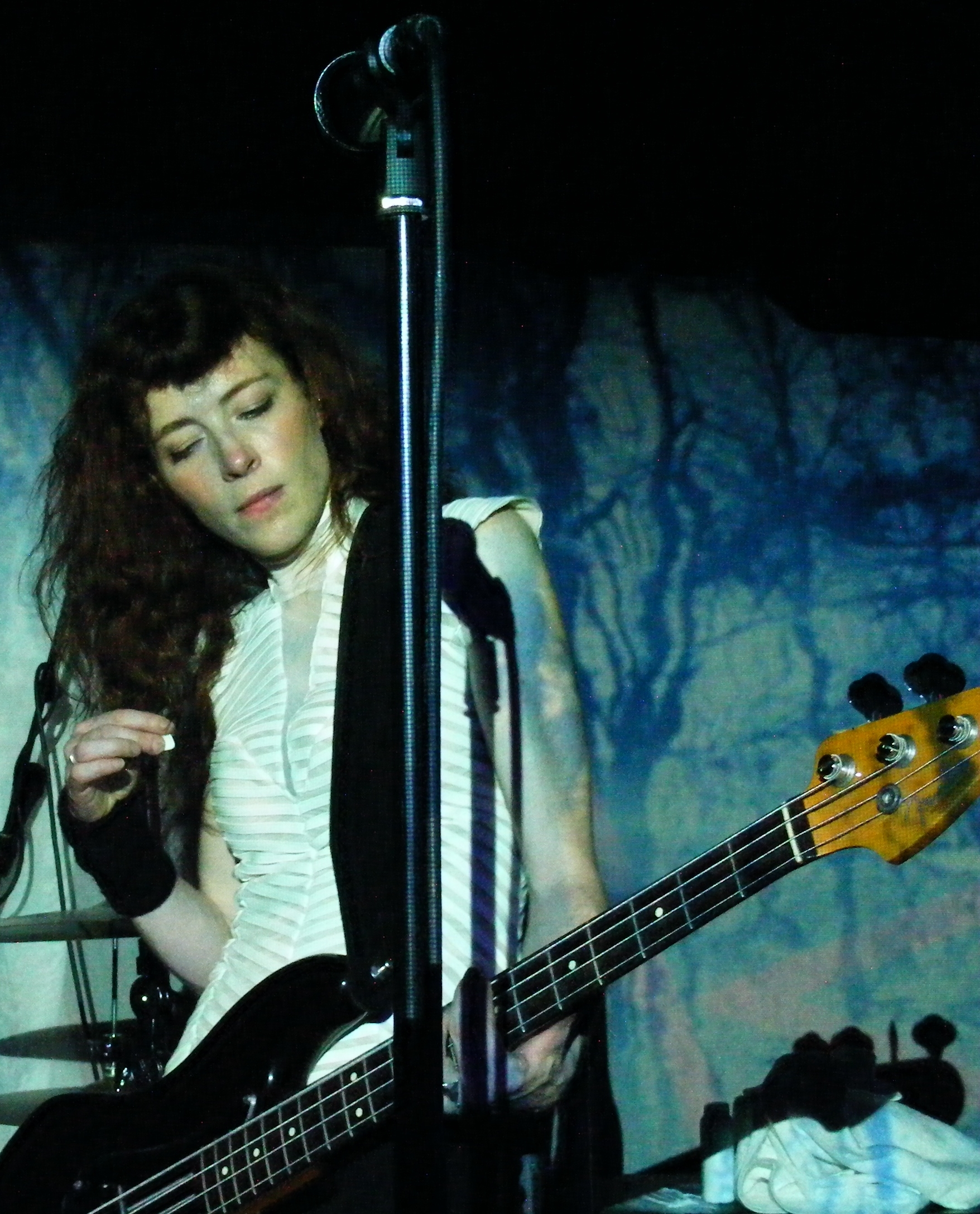 Picture of a band or musician: Melissa Auf Der Maur