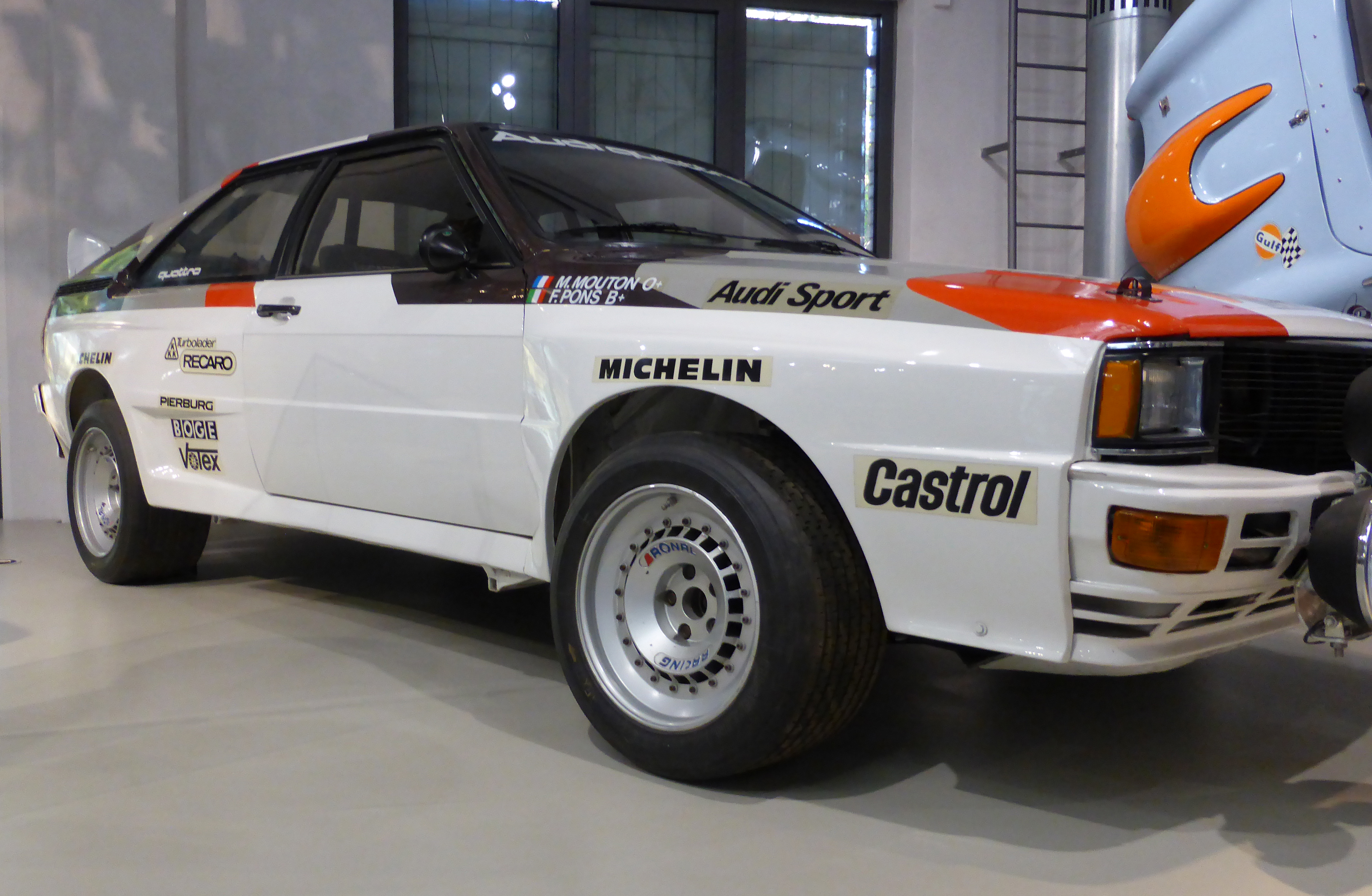 Audi Quattro Rally Library No. 1 Road and Rally cars + Mikkola Blomqvist 1980-83
