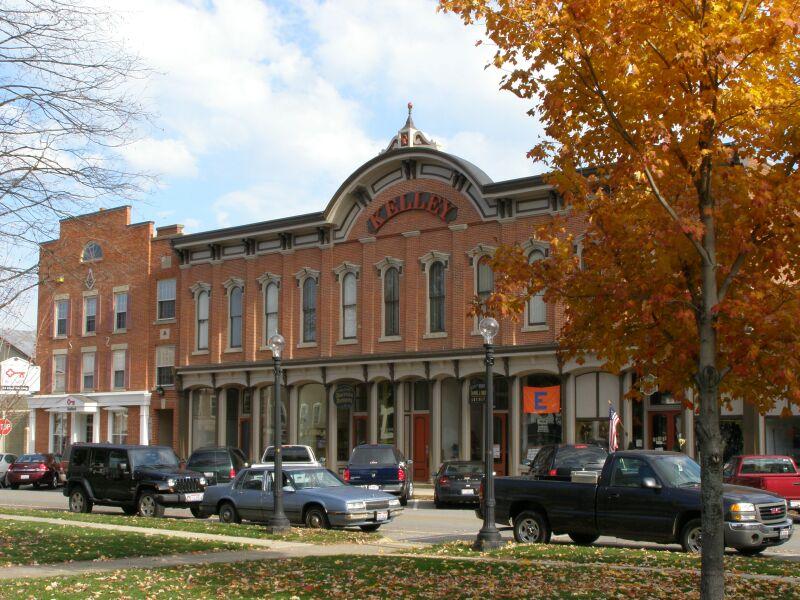 Milan Ohio Wikipedia - Milon ohio on the us map