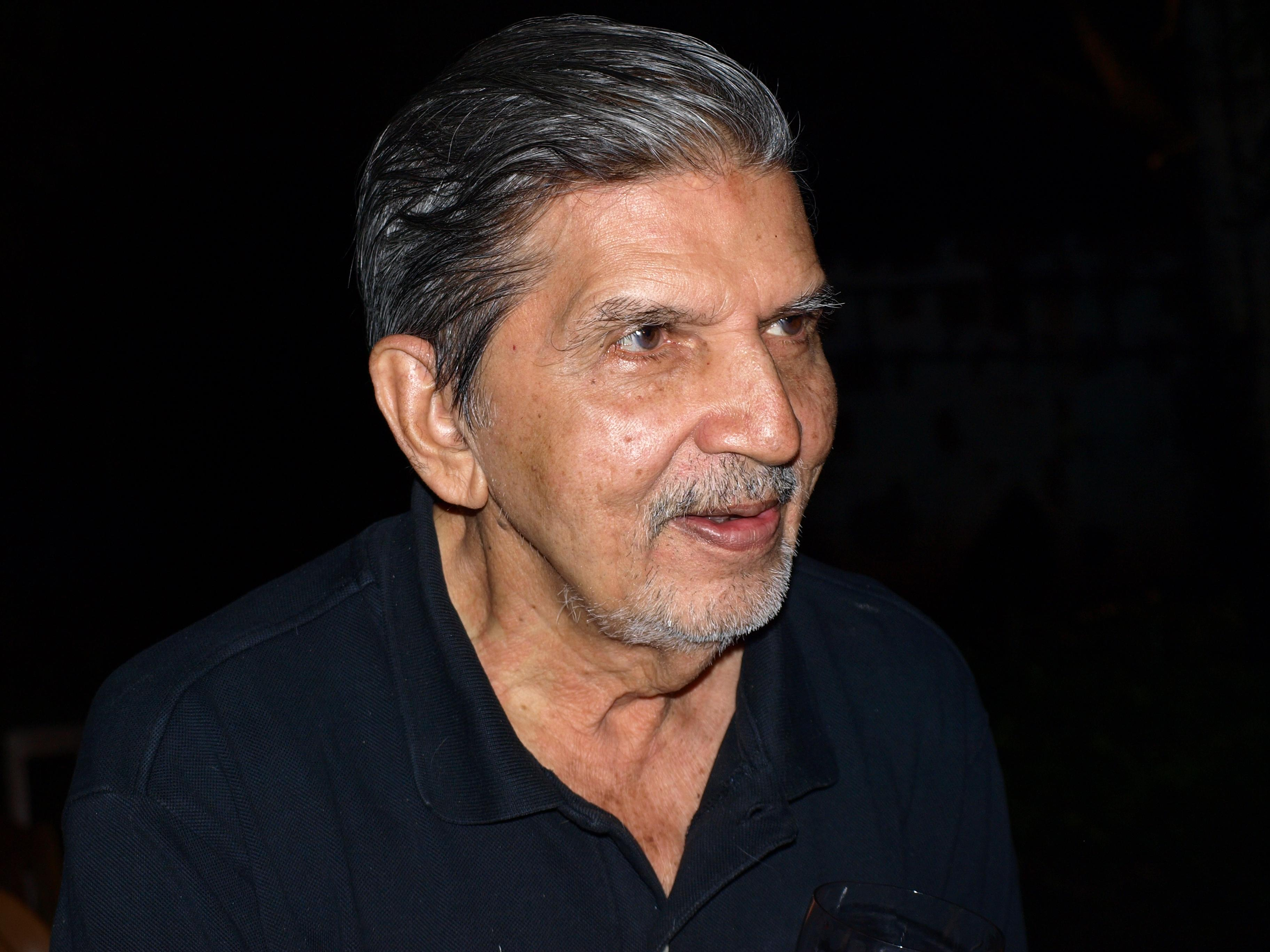 Mario Miranda an Indian artist cartoonist and illustrator
