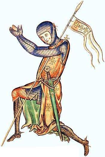 Crusades & Western Cultural Imagination