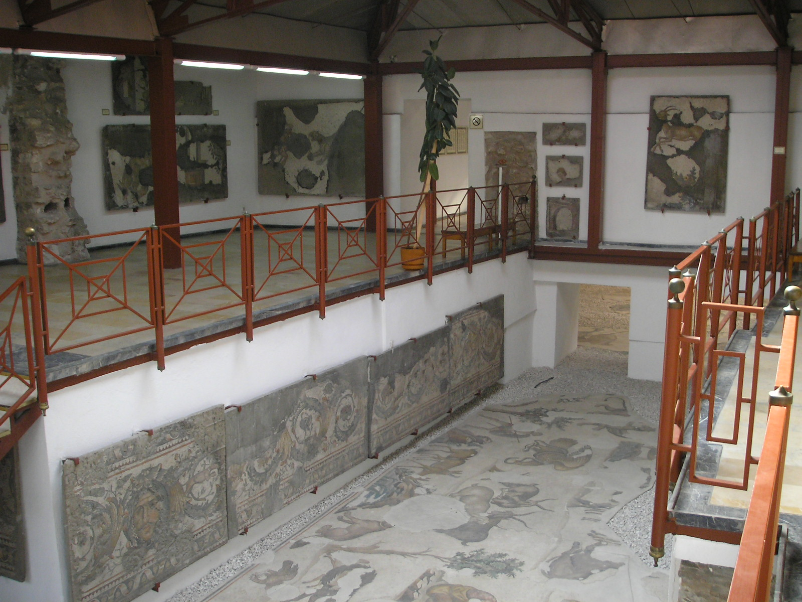 Museo de los Mosaicos del Gran Palacio - Estambul