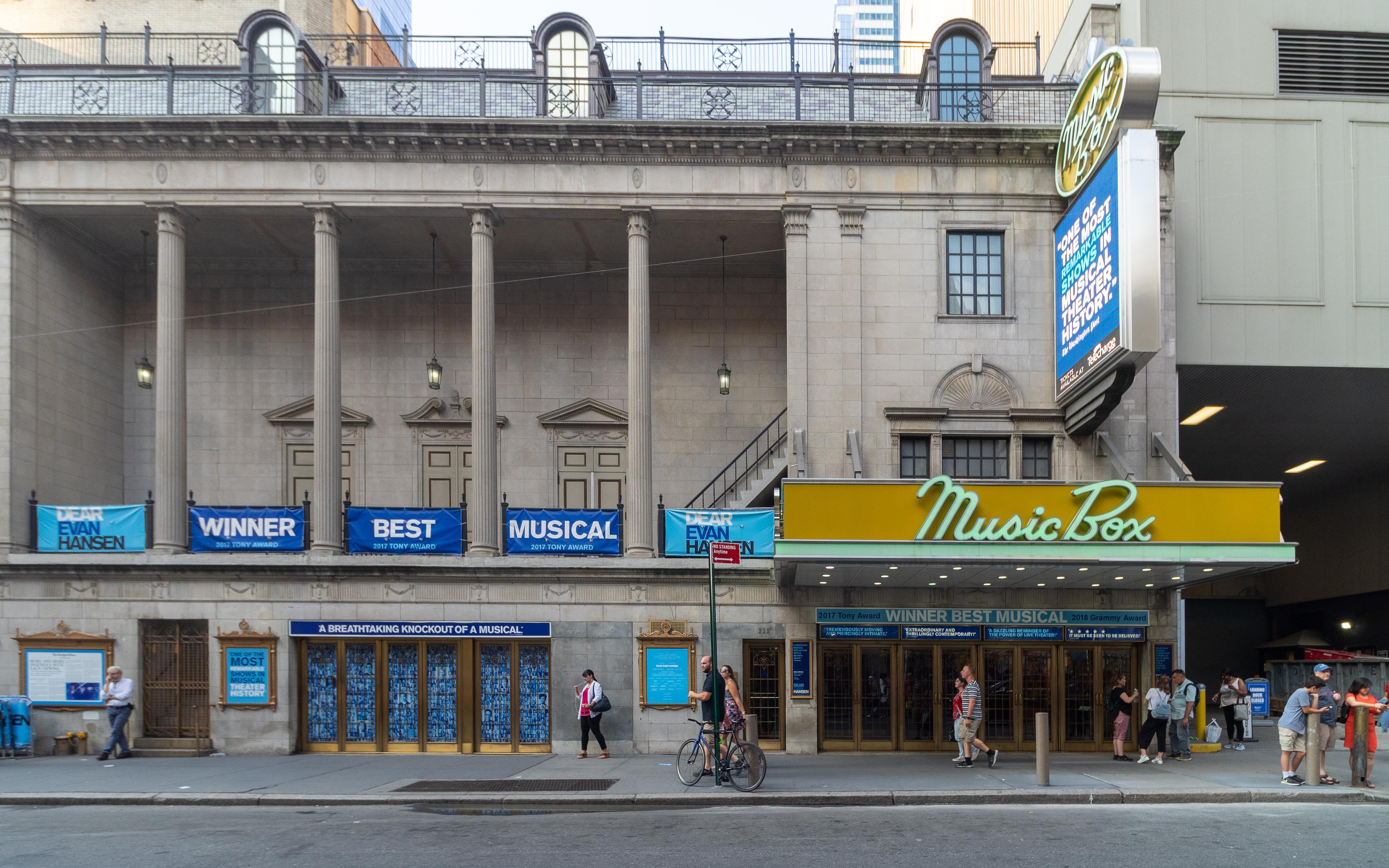 Music Box Theatre Wikipedia