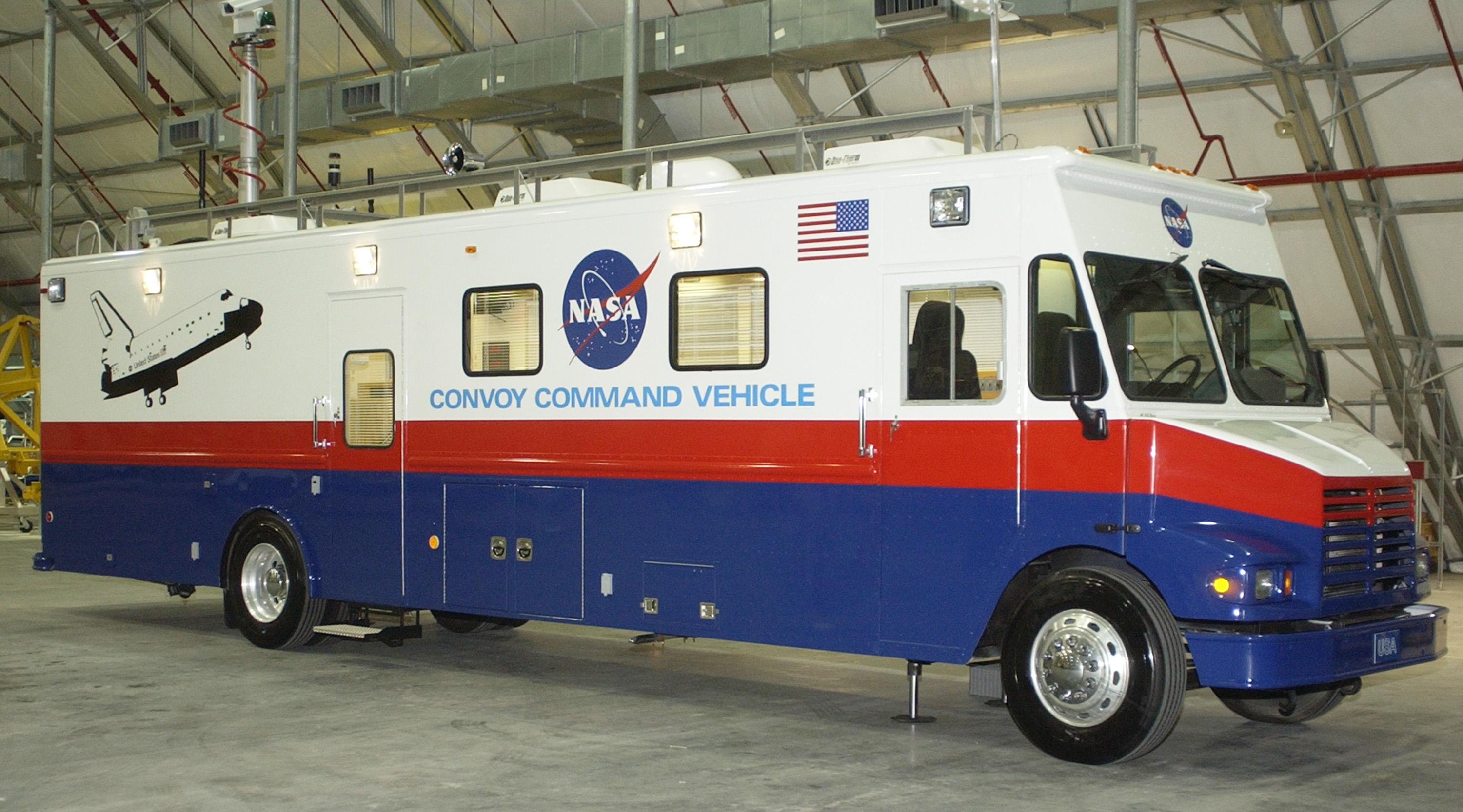 nasa truck side view - photo #19