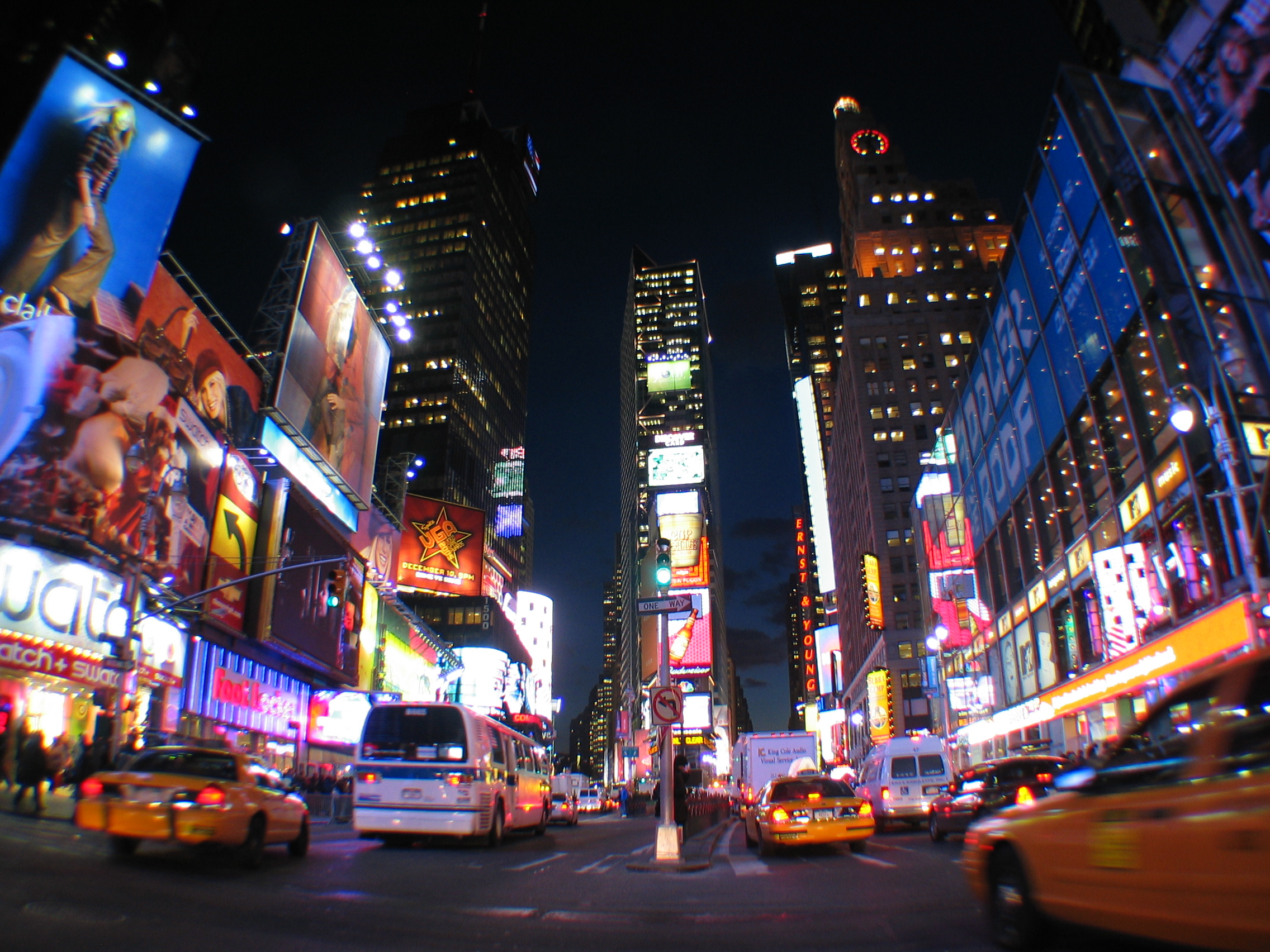 Times Square - Attraction -
