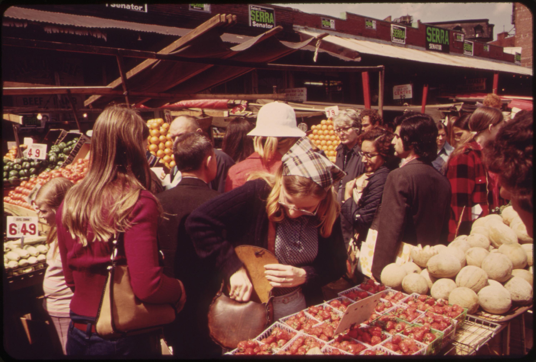 File outdoor food market at haymarket square public for Outdoor food market