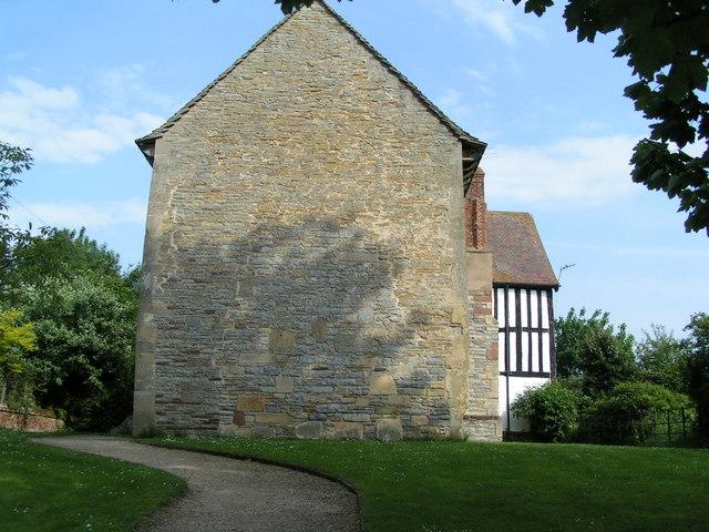 Oddas chapel - geograph.org.uk - 815095