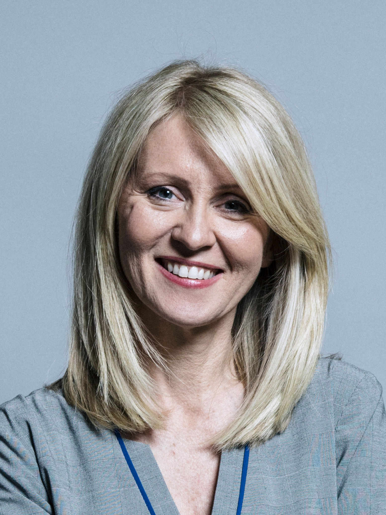 Official Portrait Of Esther Mcvey Crop  Jpg