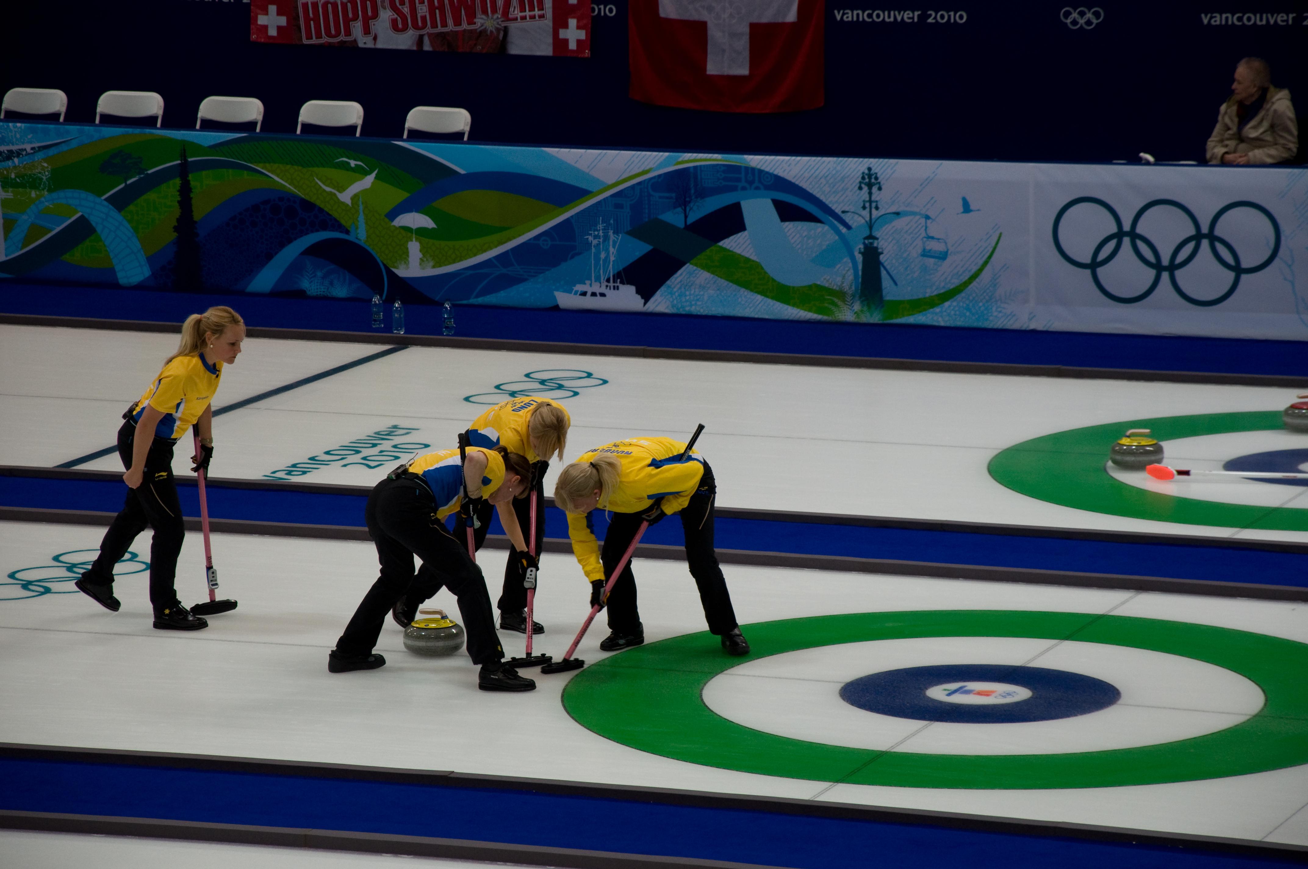 2010 winter olympics curling