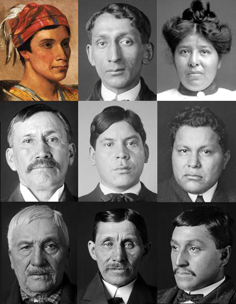 Oneida Portraits