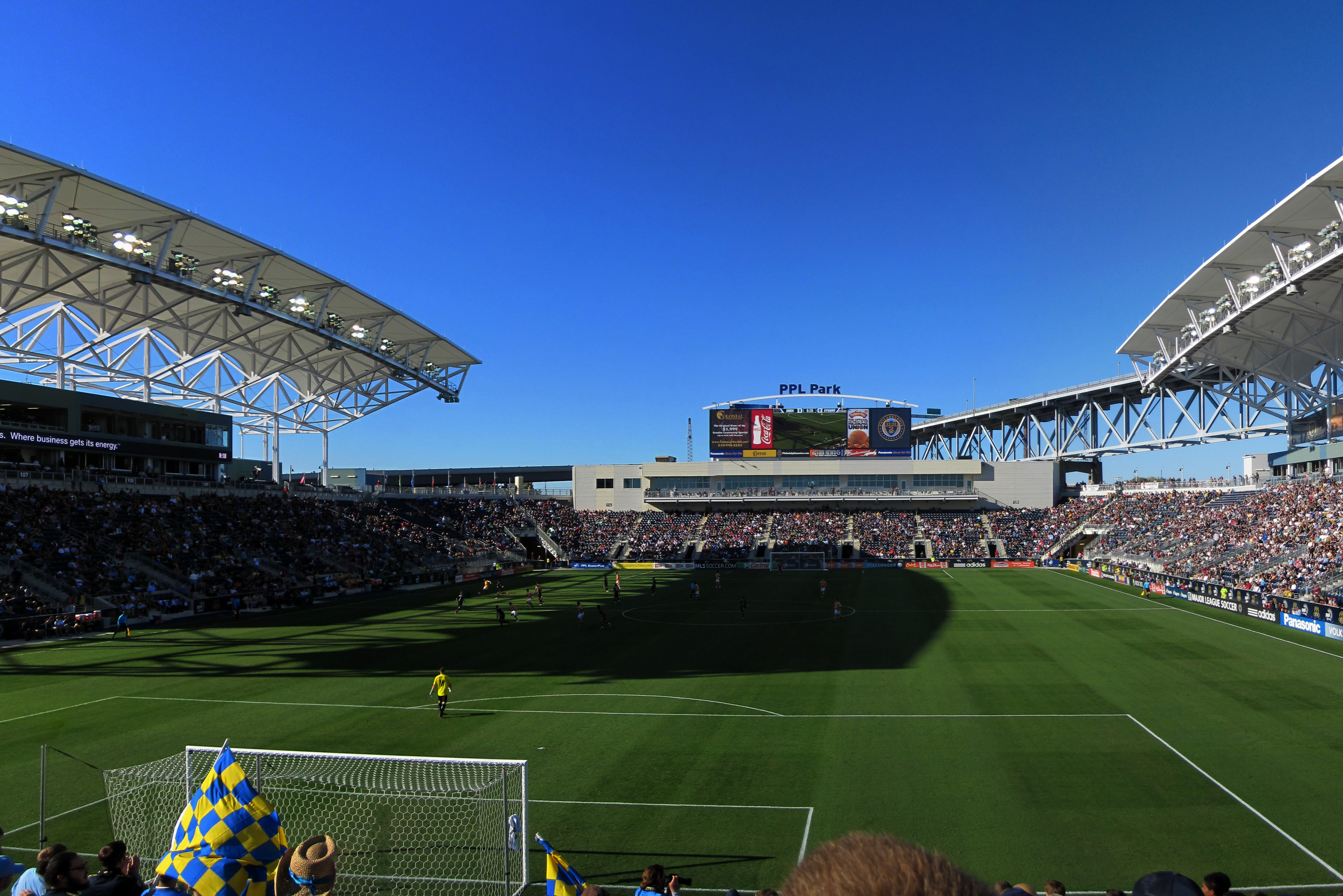 Soccer Specific Stadium Wikiwand
