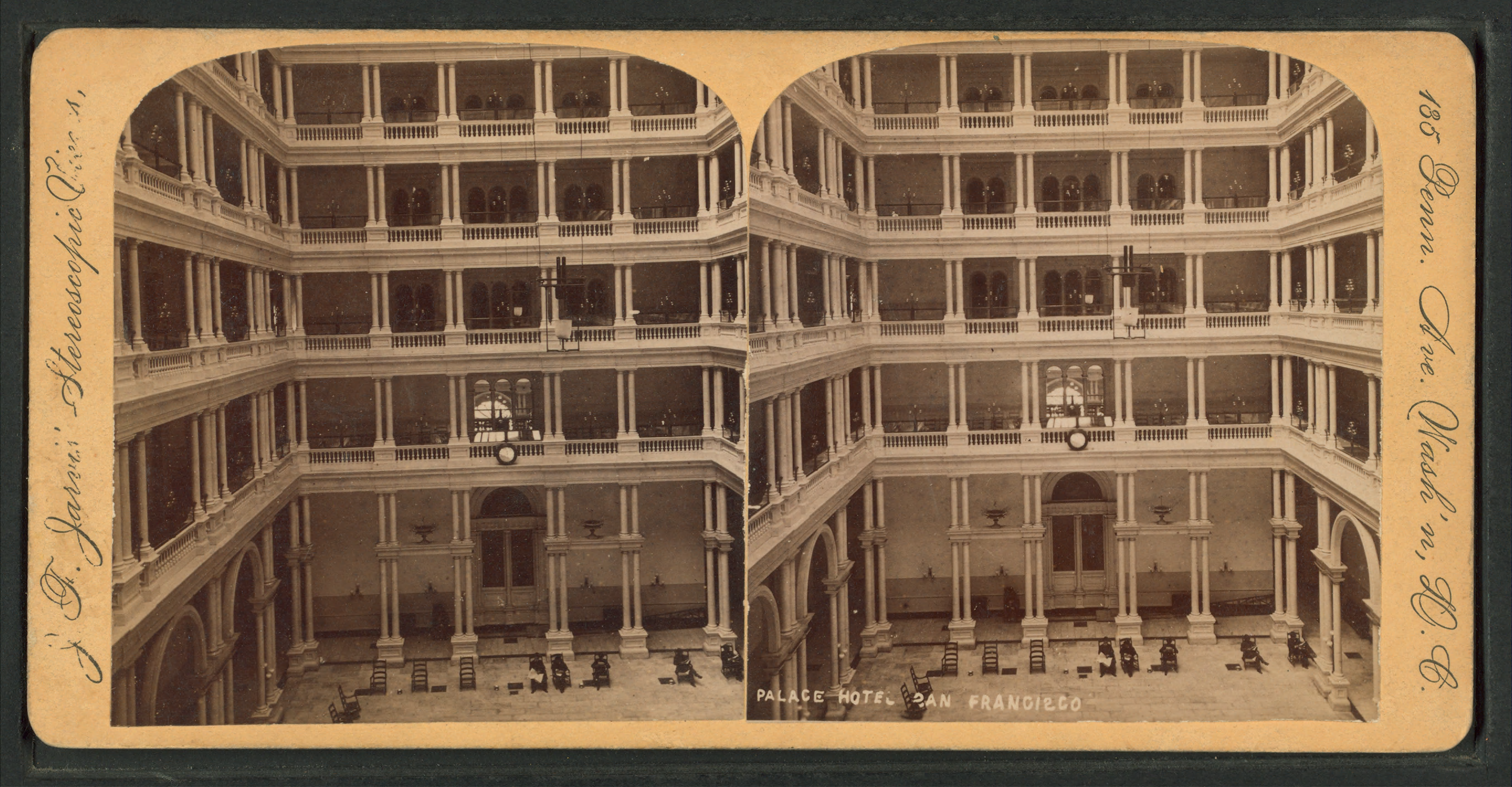 Palace Hotel San Francisco Rooms