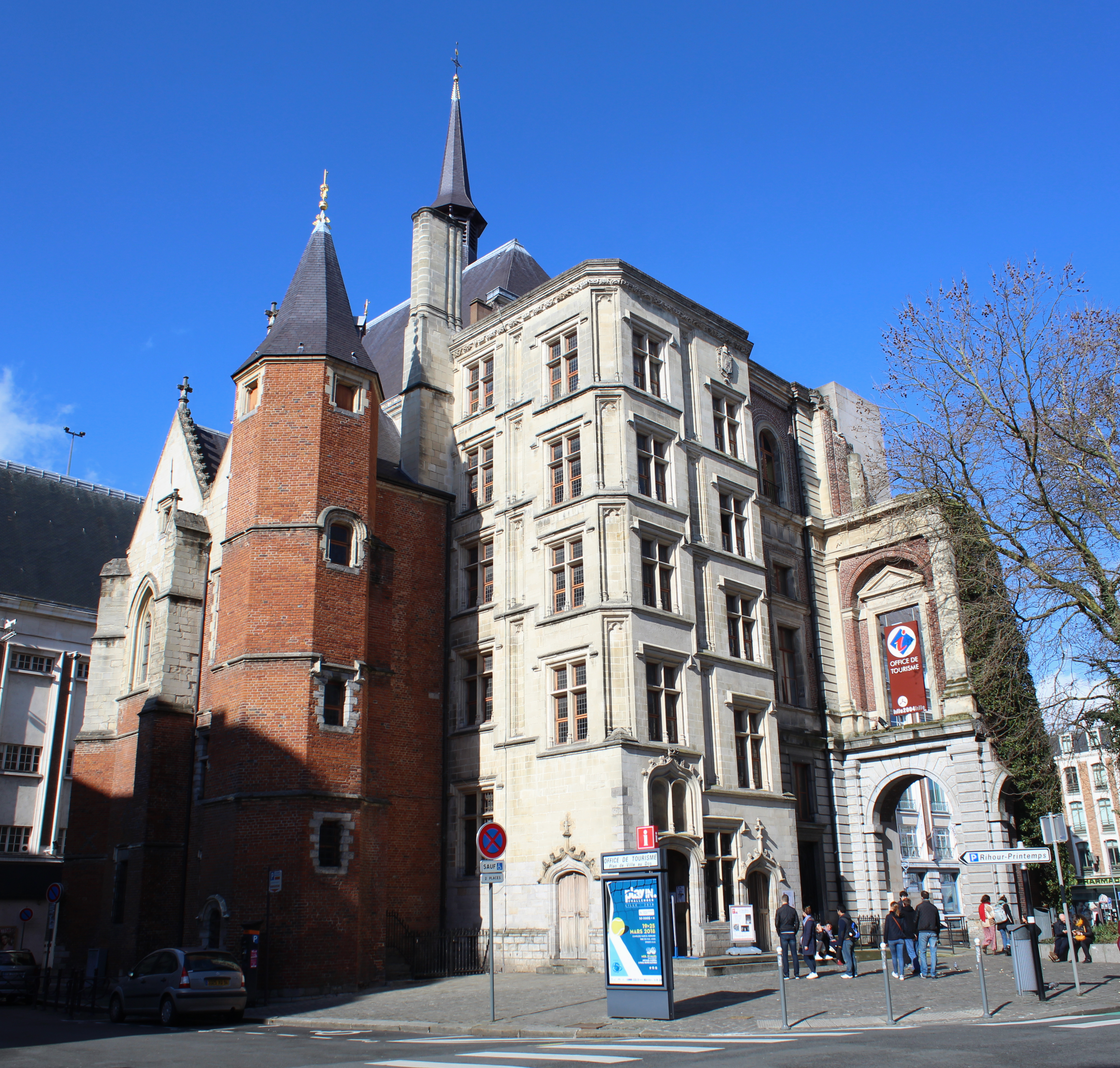 Filepalais Rihour Lille 12jpg Wikimedia Commons