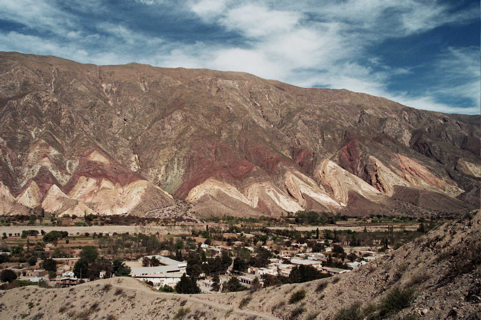 Quebrada de Humahuaca - Photo © Idobi @ Wikimedia Commons