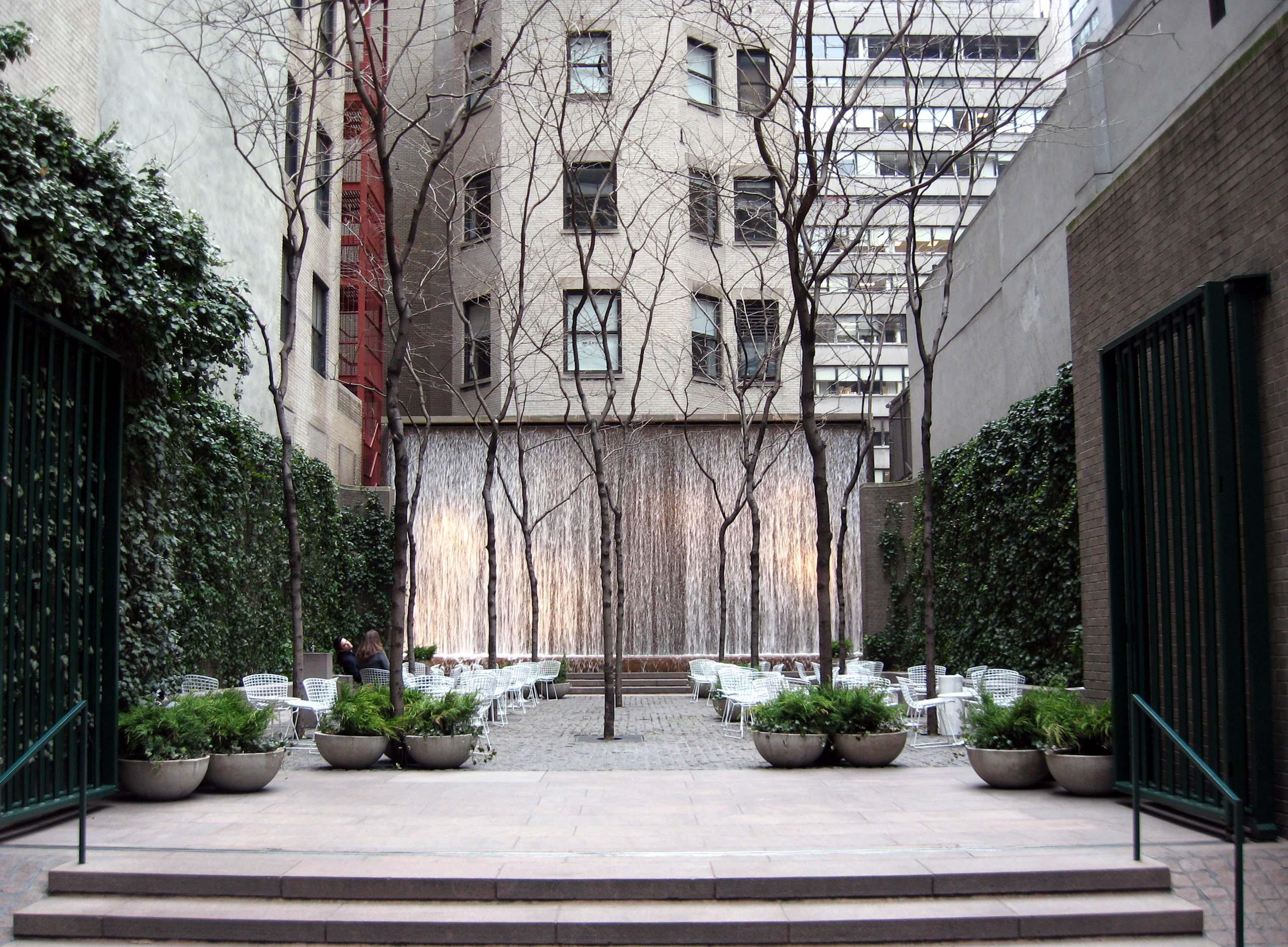 Paley Park, Manhattan
