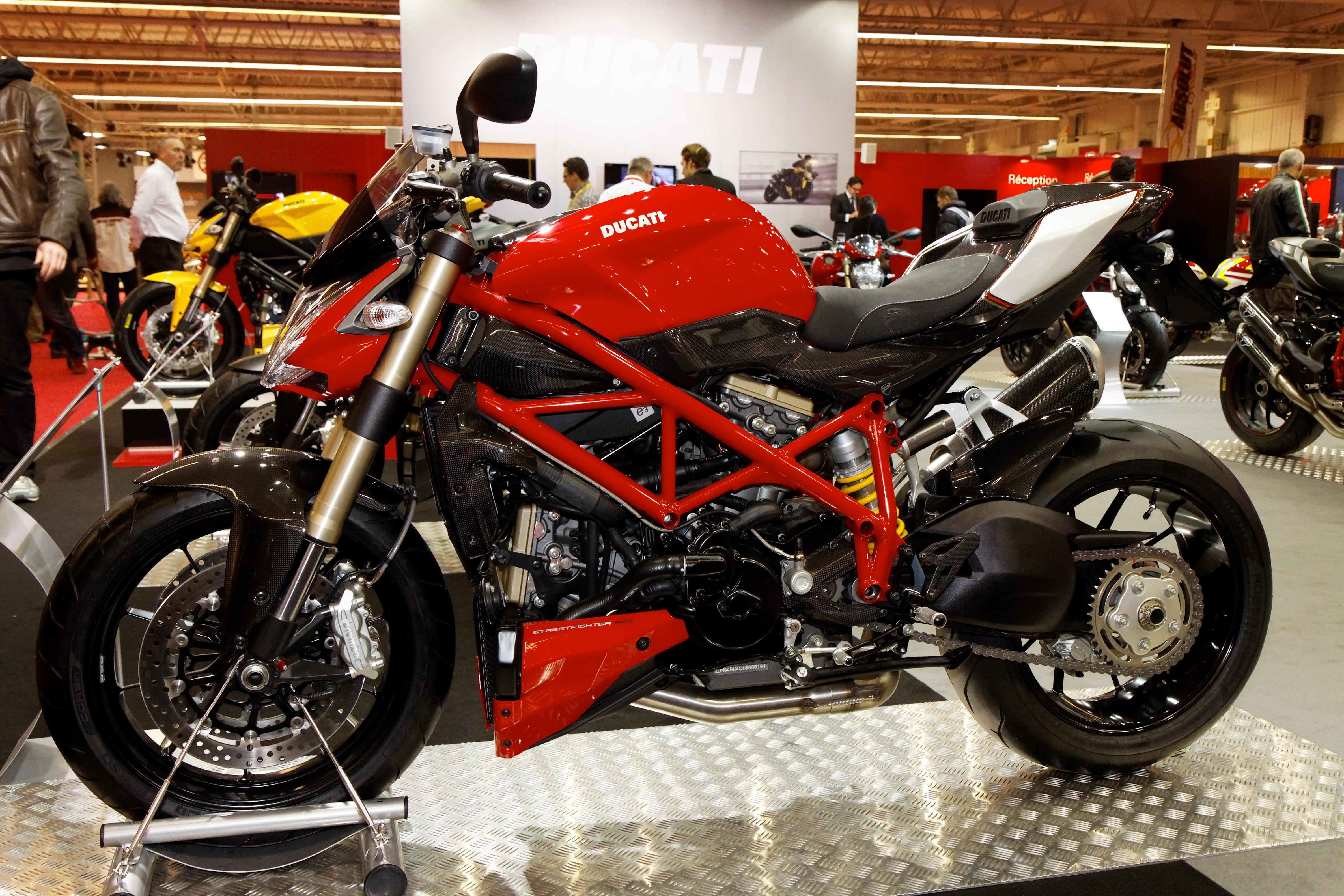Ducati Monster Streetfighter