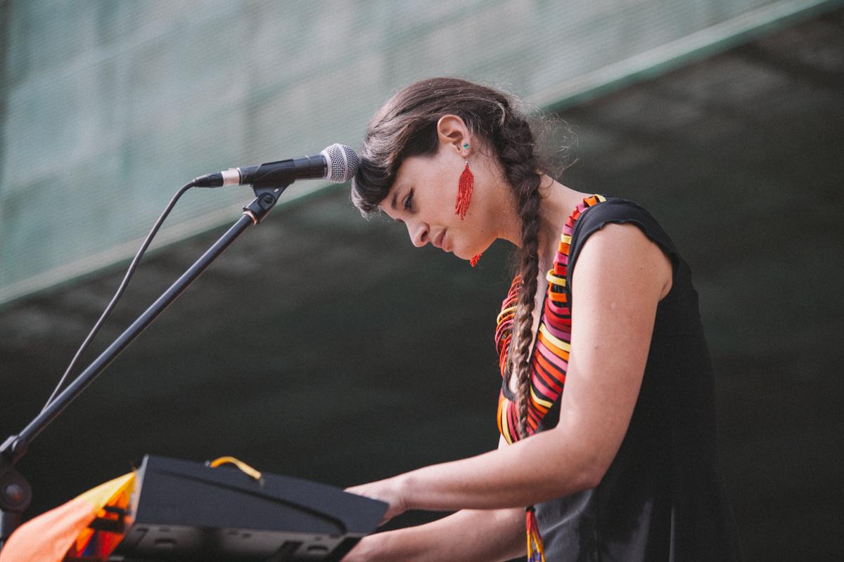 Pascuala Ilabaca en 2013