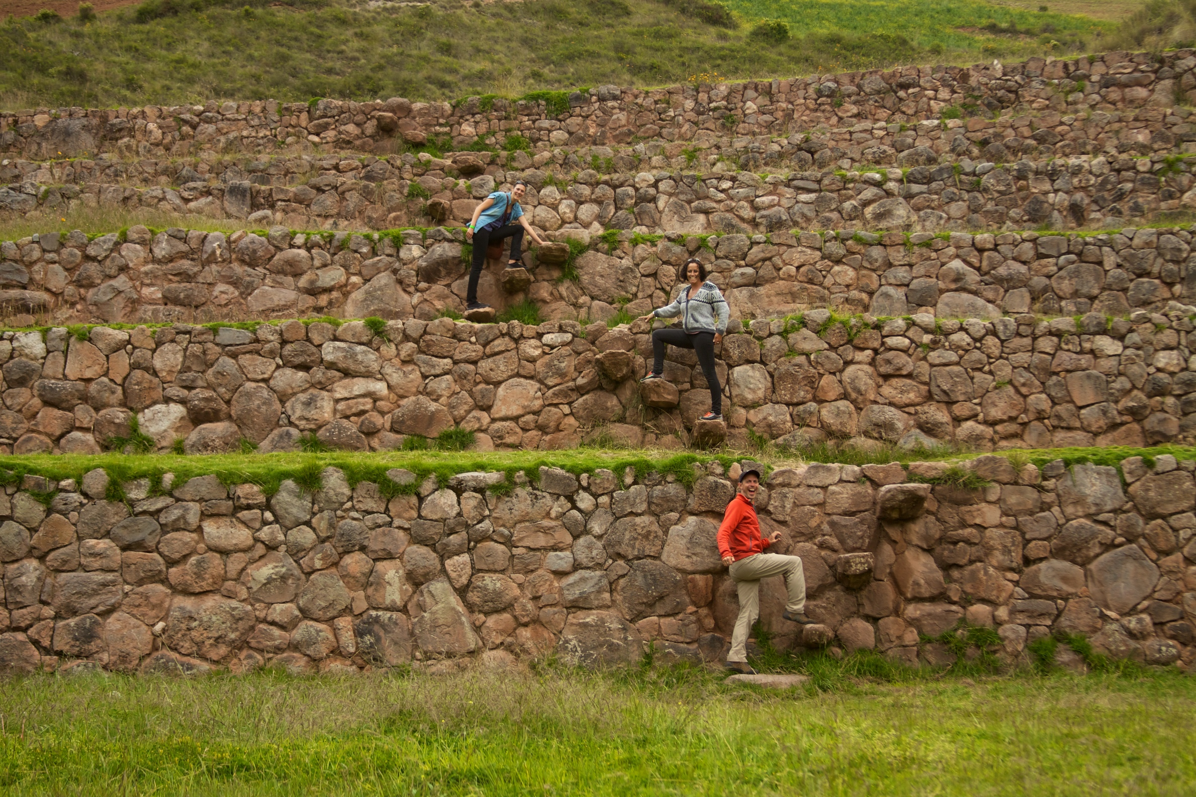 Under Stairs File Peru Cusco Sacred Valley Amp Incan Ruins 058