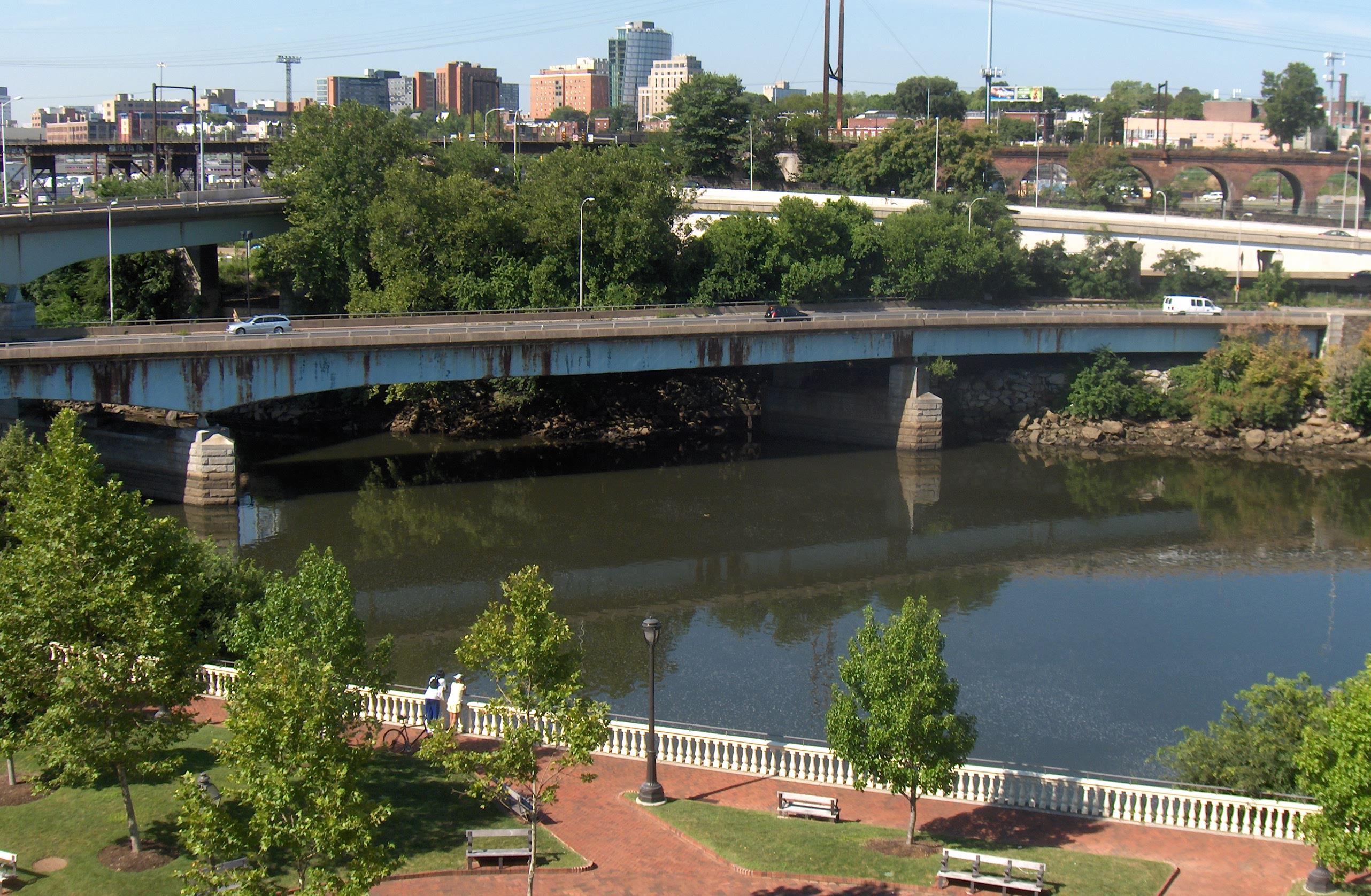 West River Drive Bridge Wikipedia