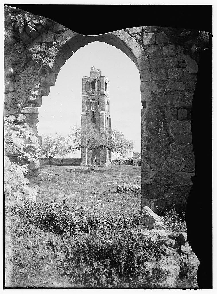 המגדל הלבן, רמלה