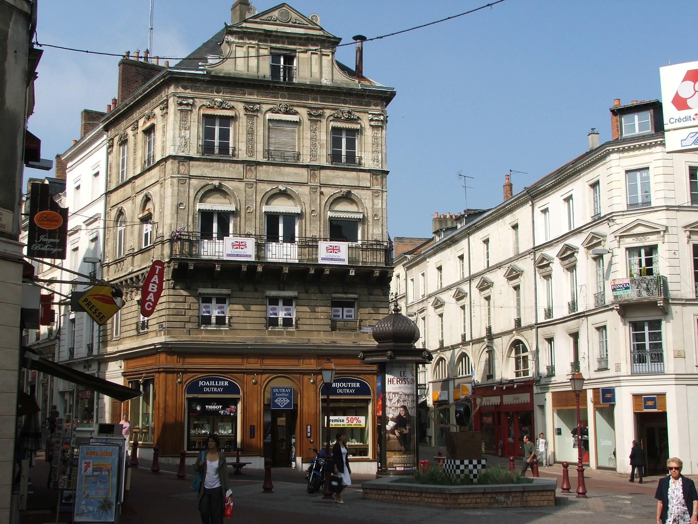 Centre Ville Saint Amand Les Eaux
