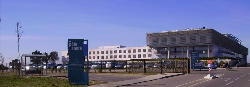 Image illustrative de l'article Centre hospitalier de Carpentras