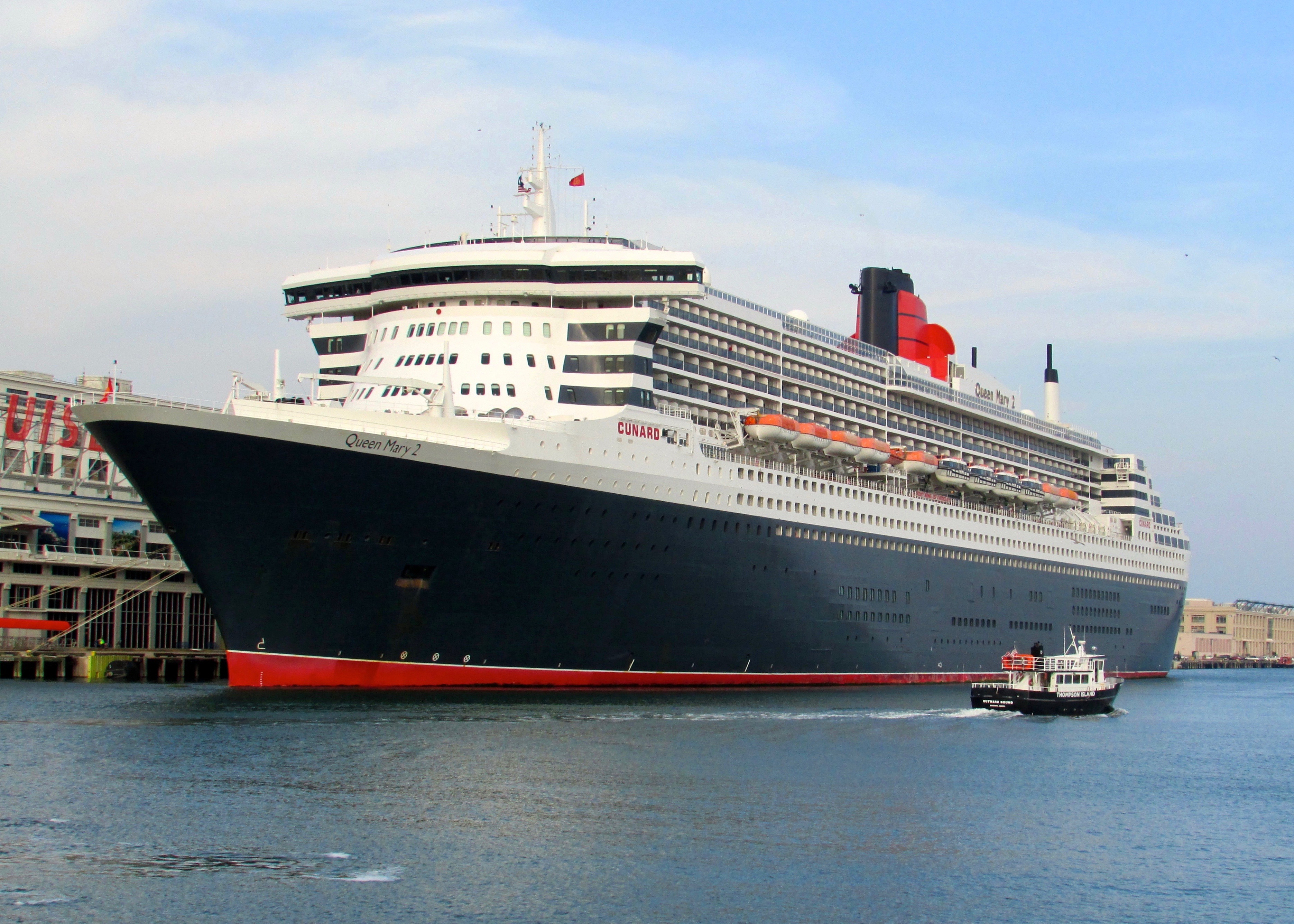 Queen Mary 2 - Wikipedia