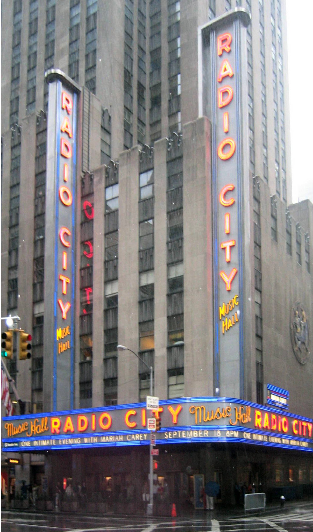 Christmas Spectacular Starring The Radio City Rockettes Tickets Seating Chart Off Broadway New York Other Tickets
